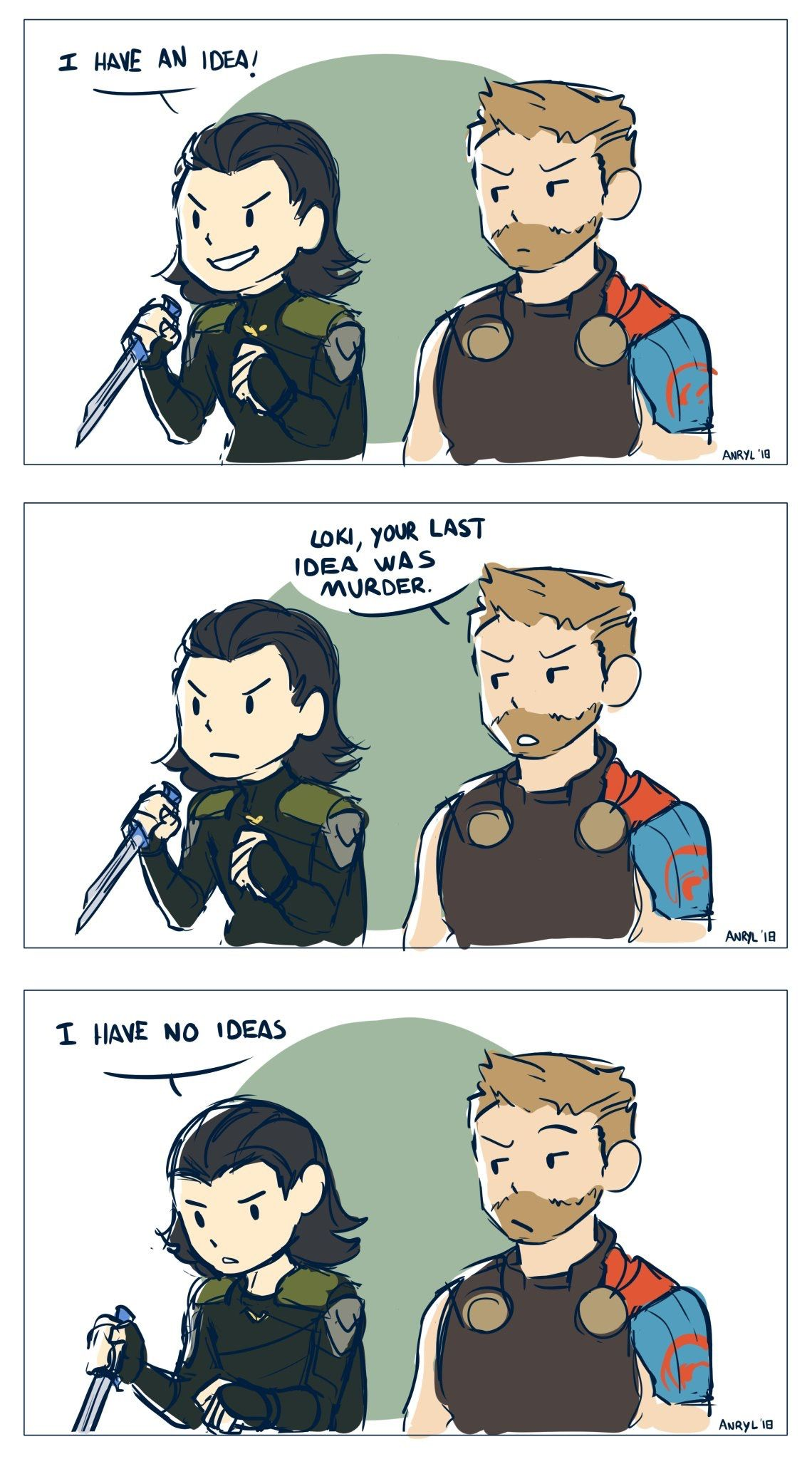 Image result for thor text memes | Superhero texts ... |Funny Thor And Loki Text