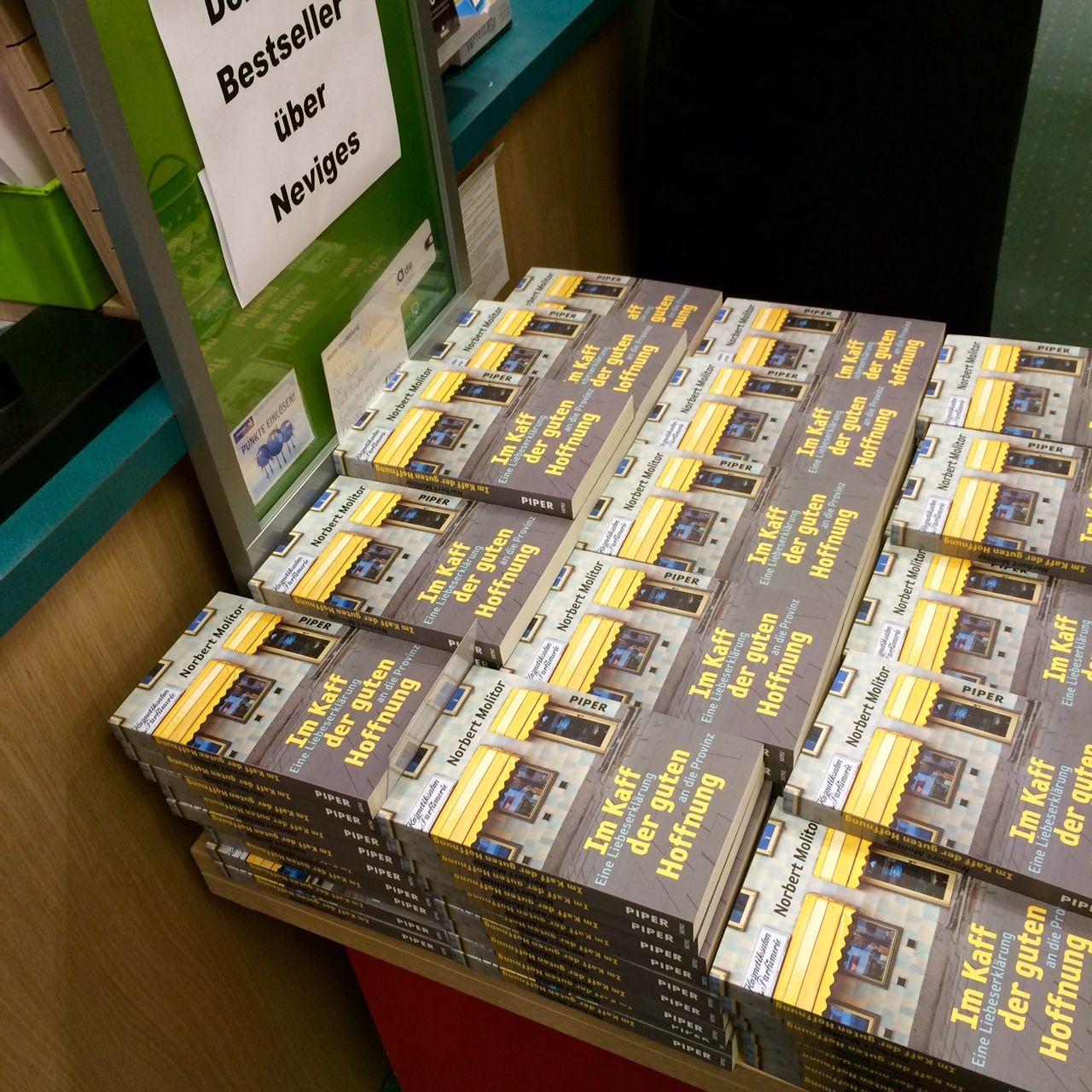 Thalia Buchhandel in Velbert Im Kaff der guten Hoffnung