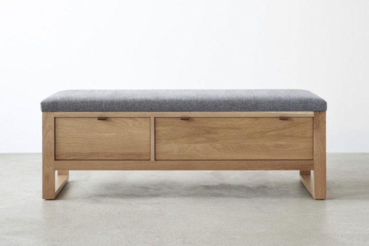 10 Easy Pieces Storage Benches Remodelista In 2020 Bench With Storage Storage Bench With Cushion Modern Storage Bench