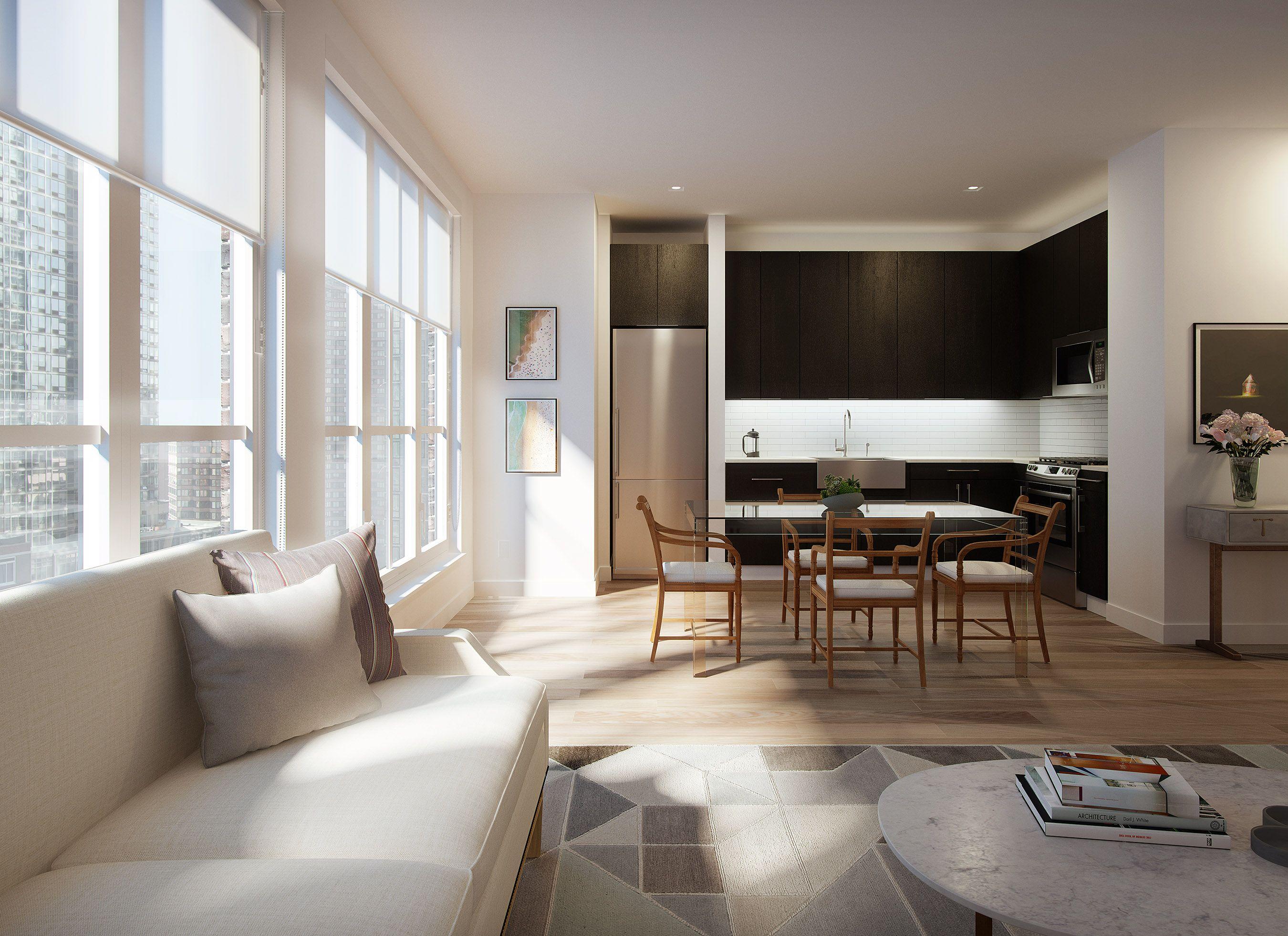 Work Luxury apartments