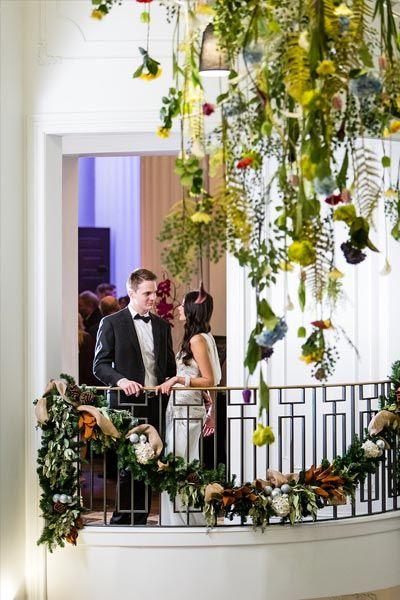 Alex And Jaya Monaco Pittsburgh A Kimpton Hotel Wedding Ideas Chic
