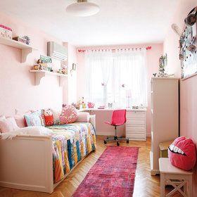 Dormitorios juveniles con muebles de ikea buscar con - Decoracion habitaciones juveniles nina ...