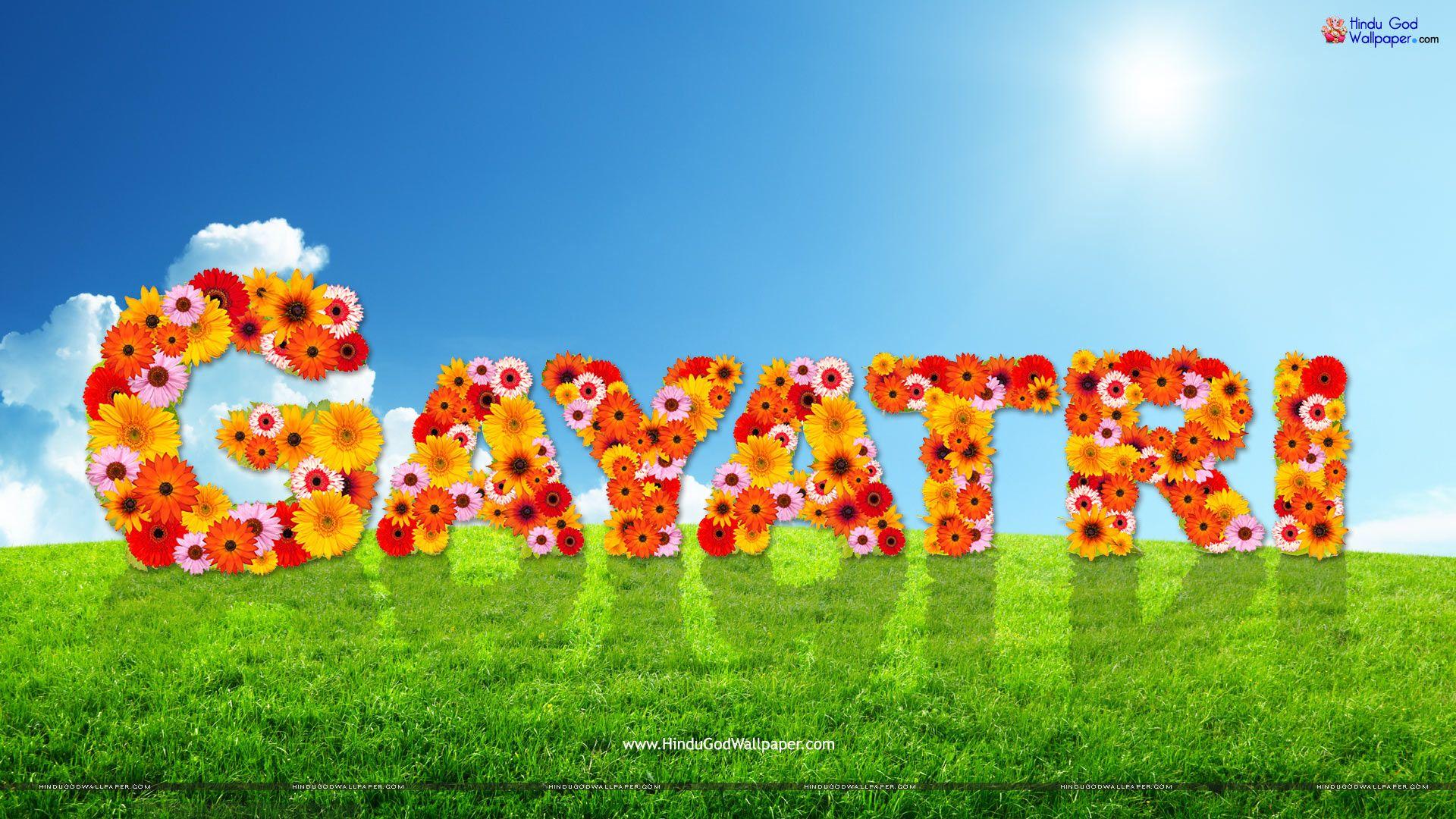 Mayank 3d Wallpaper Gayatri Name Wallpaper Free Download Gayatri Maa