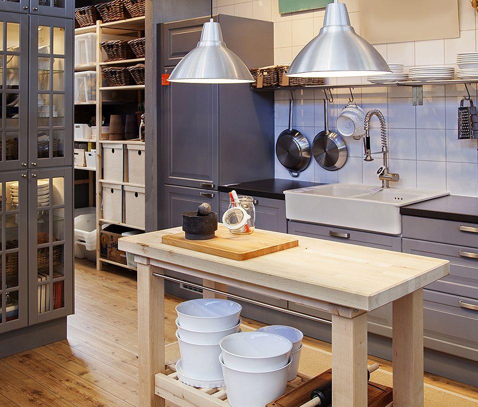 47 Incredibly Inspiring Industrial Style Kitchens: Cozinha Contemporânea