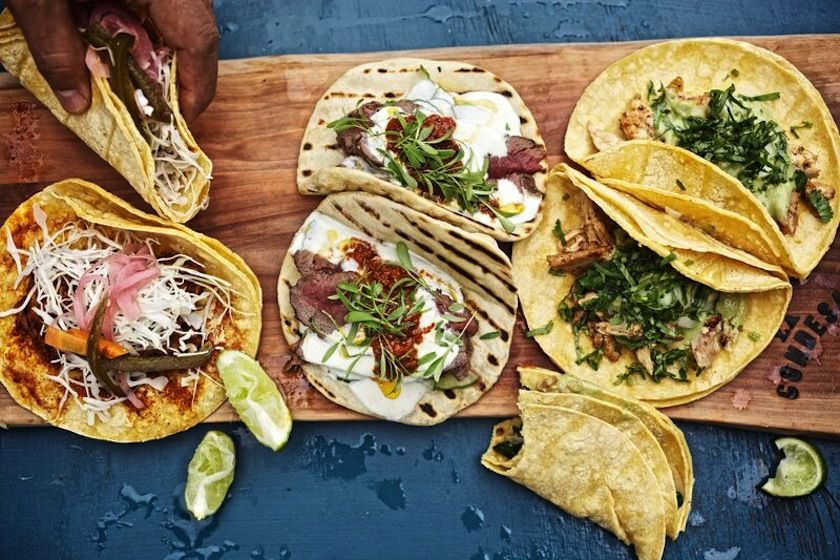 25 Delicioso Mexican Recipes