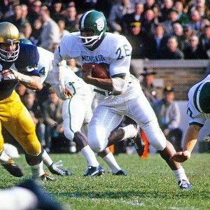 Rittenberg Segregation Led Players To Michigan State In 60s Michigan State Football Michigan State Nfl Football Players