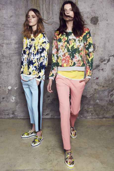 MSGM Resort 2014 Trunkshow Look 25 on Moda Operandi
