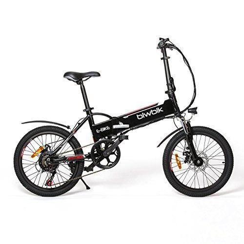 Vélo électrique pliant mod. Traveller Batterie Lithium Ion 36V 10Ah ...