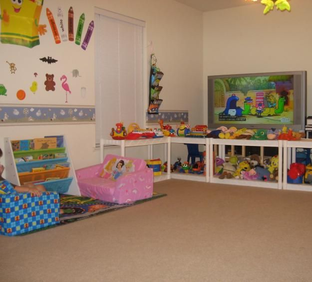Home Daycare Design Ideas: Setting Up Your Home - Home Daycare Resource.com