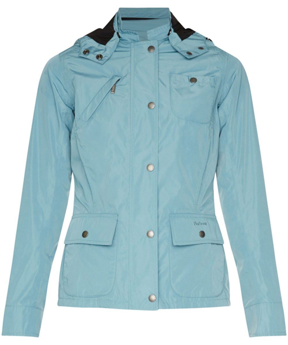 c0a8444fc The perfect jacket for outdoor pursuits, the women's Barbour ...
