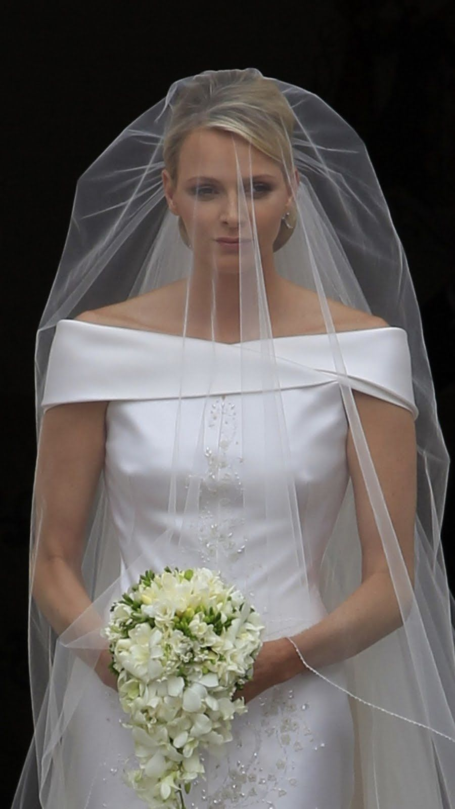 Is that why she was tearful? Prince Albert\'s bride \'tried to run ...