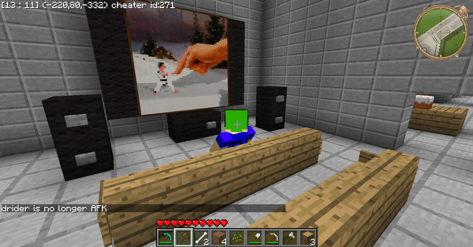 Minecraft Bedroom Ideas Xbox 360 interior design ideas (updated 29 sept 11) - screenshots - show