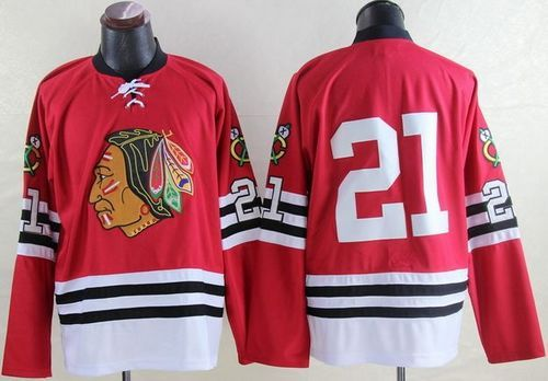 Cheap jersey argentina, Buy Quality jersey graffiti directly from China  patch cord Suppliers: Mens Chicago Blackhawks Stan Mikita CCM Red Classic  Vintage ...