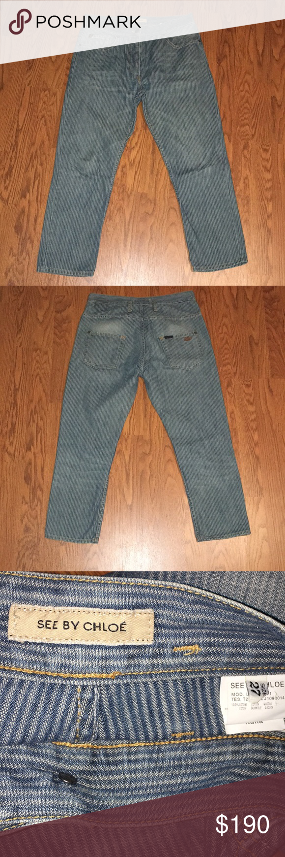 """EUC High-waisted See by Chloe boyfriend jeans Very flattering high-waisted See by Chloe boyfriend jeans, in excellent condition. Size 27 inseam 23"""" See By Chloe Jeans Boyfriend #seebychloe EUC High-waisted See by Chloe boyfriend jeans Very flattering high-waisted See by Chloe boyfriend jeans, in excellent condition. Size 27 inseam 23"""" See By Chloe Jeans Boyfriend #seebychloe EUC High-waisted See by Chloe boyfriend jeans Very flattering high-waisted See by Chloe boyfriend jeans, in excellent #seebychloe"""