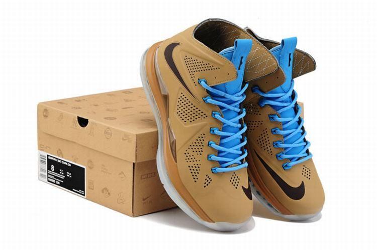info for 2cf03 307e9 Nike Lebron James 10(X) EXT QS King Hazelnut Brown Suede Cork MV    Shhhooooeeeesssss   Pinterest