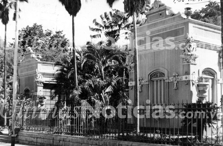 Villa Santa Inés, ubicada en Caño Amarillo, en 1979. Foto: Archivo Fotográfico/GÚN