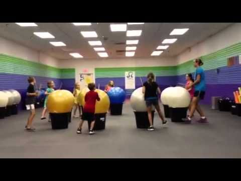 Drums Alive at WiggleKids Hamster Dance! YouTube