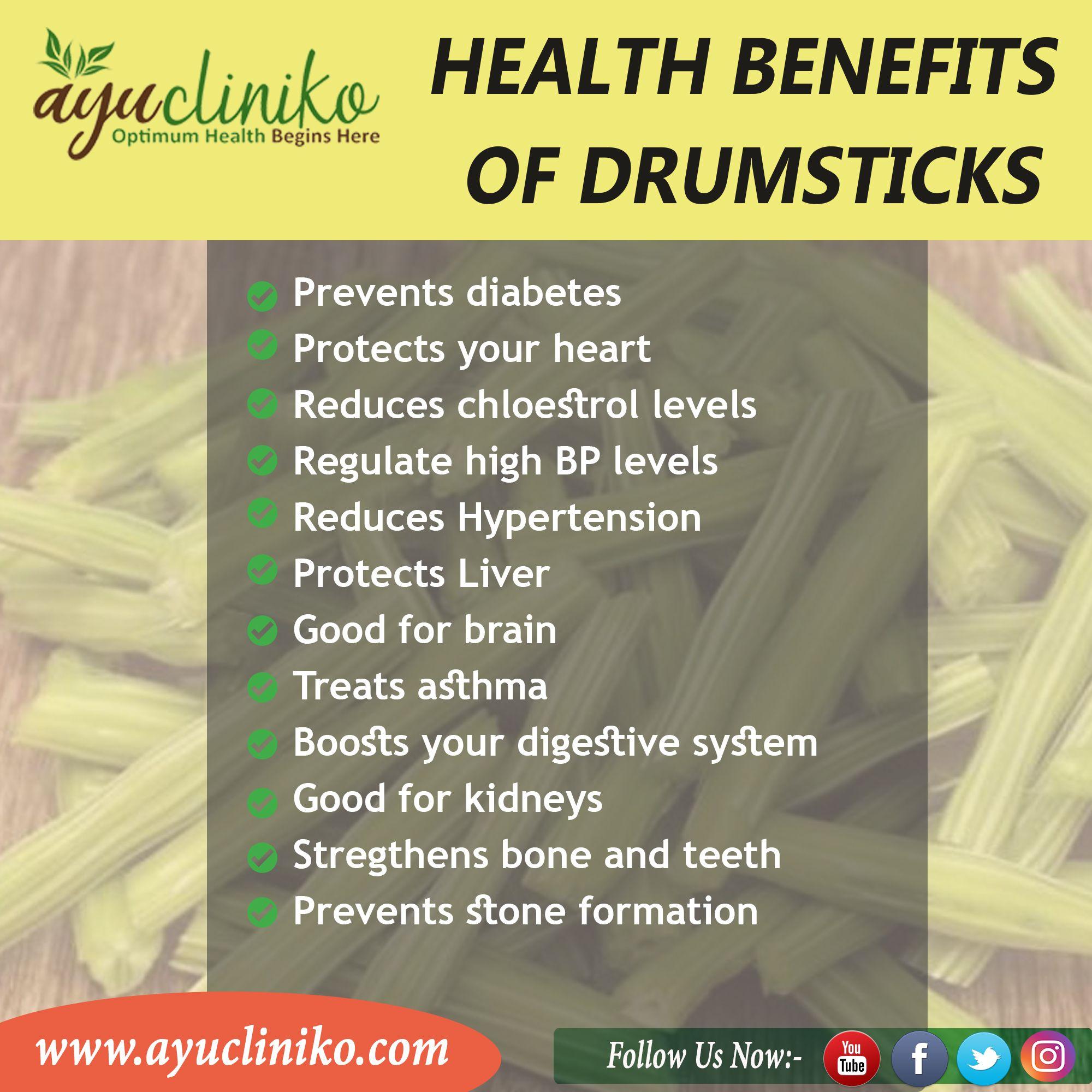 Health Benefits Of Drumsticks Prevent Diabetes Health Reading Essentials