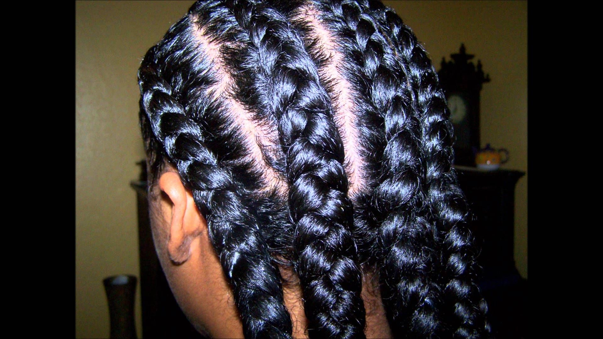Braidout On Dry Hair Using Eco Styler Gel I Think The Key Is To Only Do 5 To 6 Big Braids Tran Natural Curls Hairstyles Dry Natural Hair Natural Hair Styles