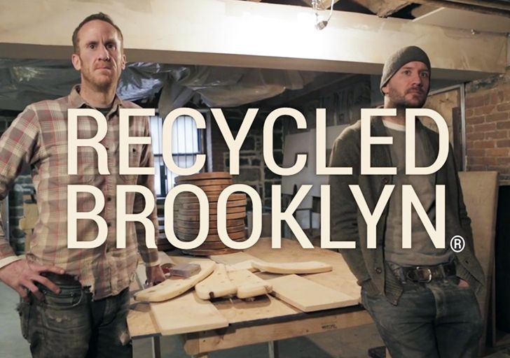 Meet the heroic craftsmen brothers who rescue wood from NYC landfills | Inhabitat New York City