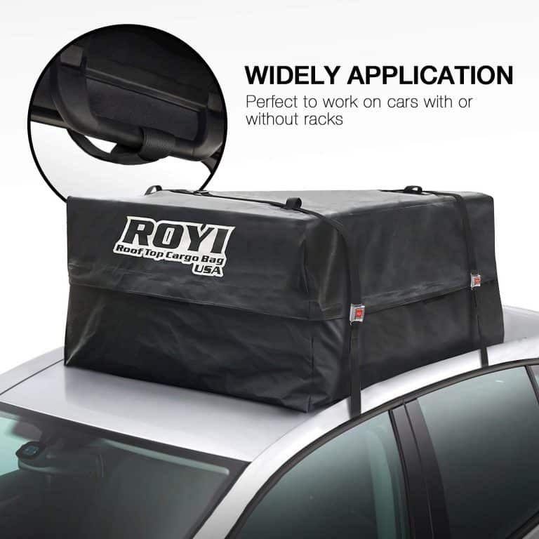 Bovn Waterproof Rooftop Cargo Bag Cargo Bags Car Roof Storage
