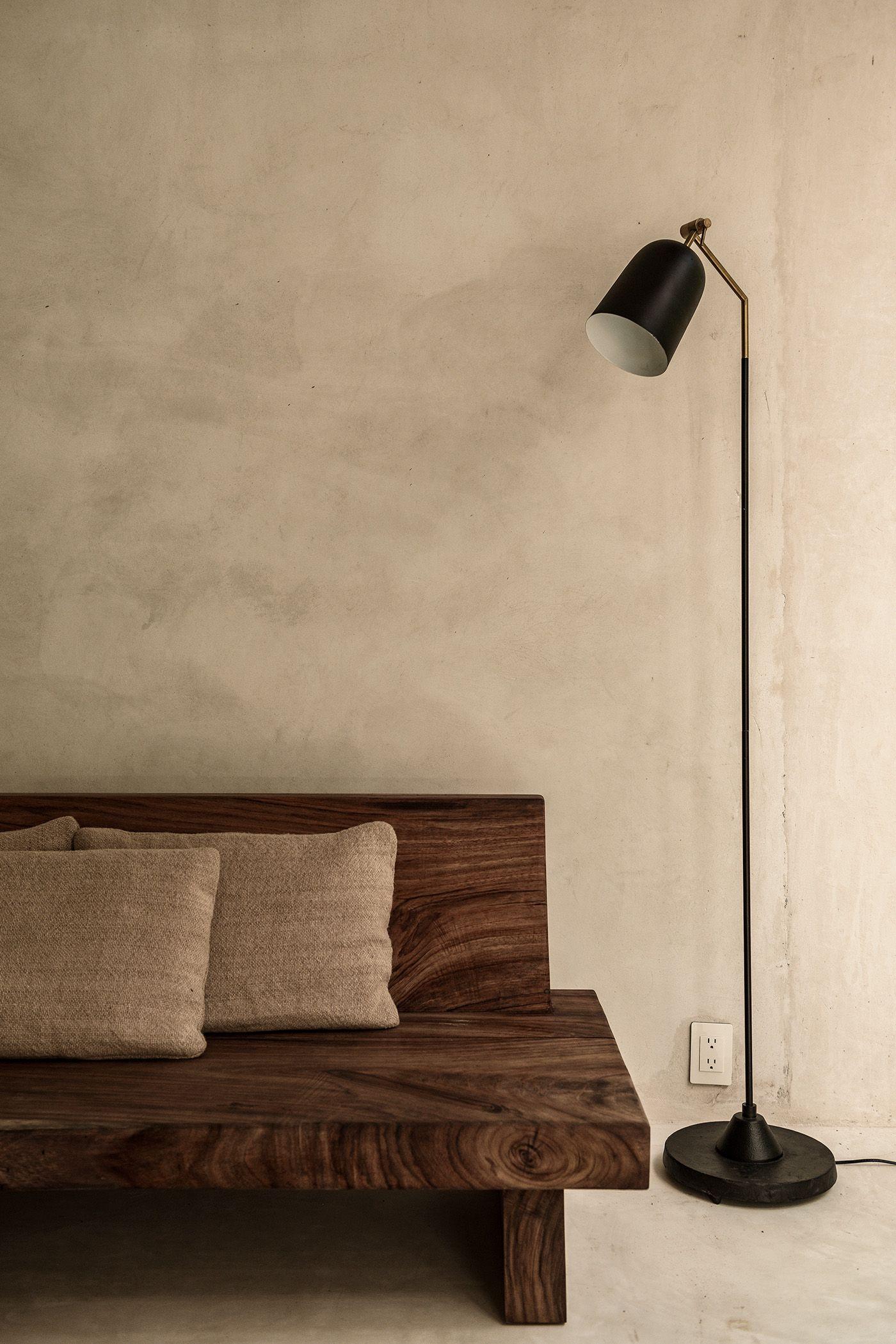 Tulum Treehouse On Behance Minimalist Apartment Decor