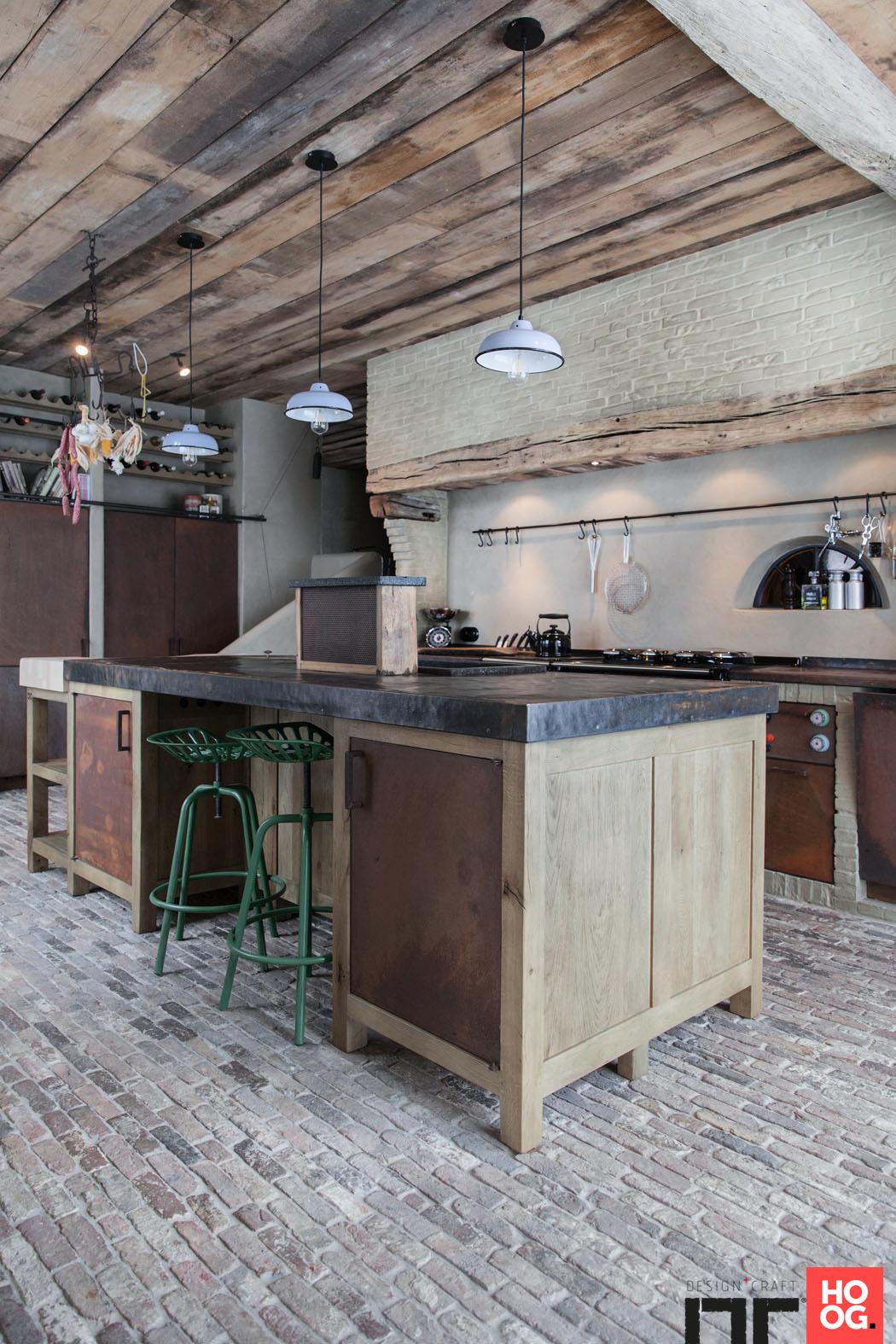 Dirk Cousaert – Design Craft - Maatwerk keuken project Brina ...