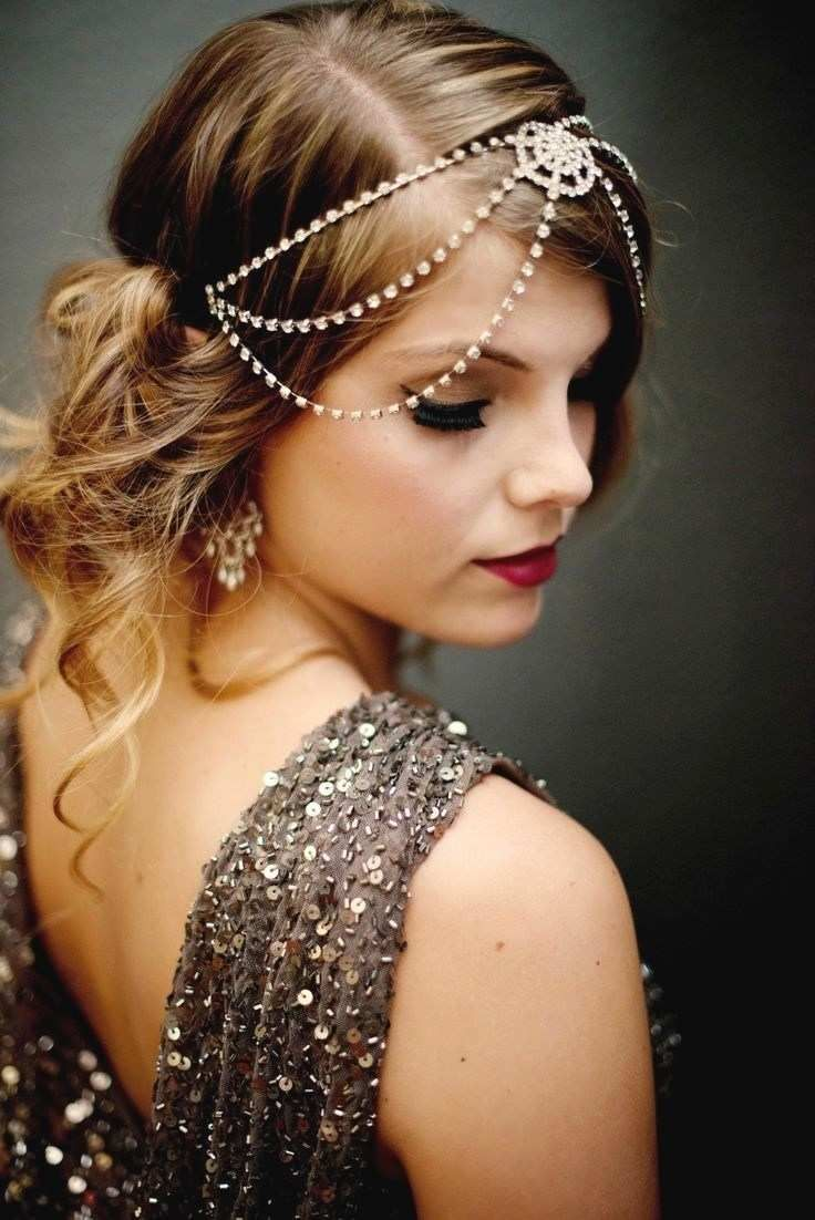 41 Wonderful 1920s Hairstyles for Long Hair with Headband ...