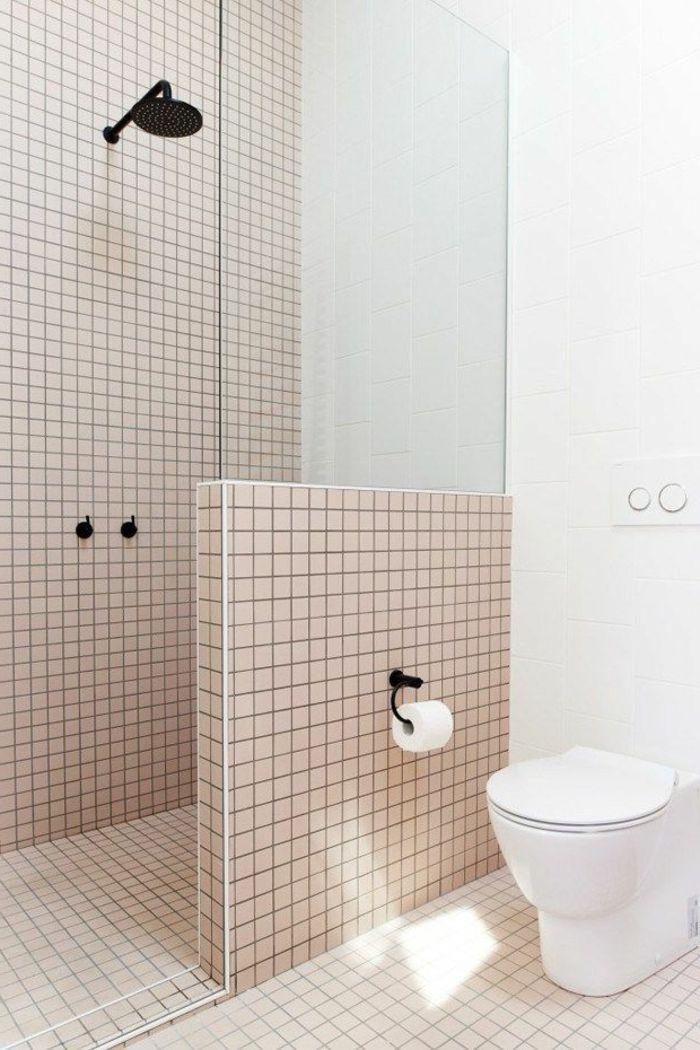 1001 ideas sobre ba os peque os dise os y decoraci n for Diseno de cuartos de bano pequenos con ducha