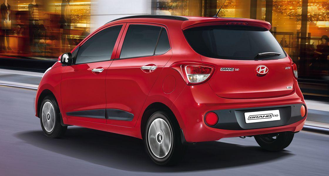 The beauty of a hatchback. Grandi10 Hyundai cars, New