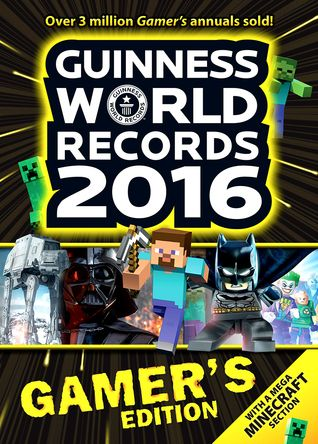 Guinness World Records 2016 Gamers Edition World Records