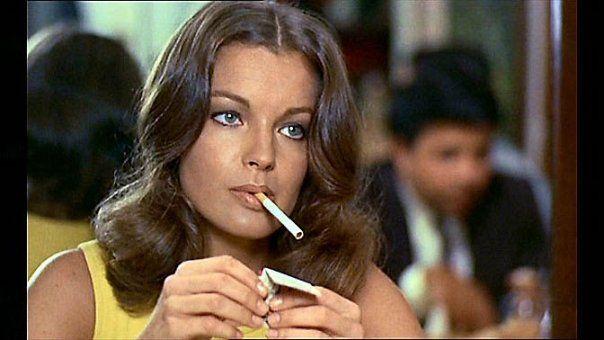 """Romy Schneider in """"Les Choses de la Vie """", Claude Sautet. 1970 ..."""