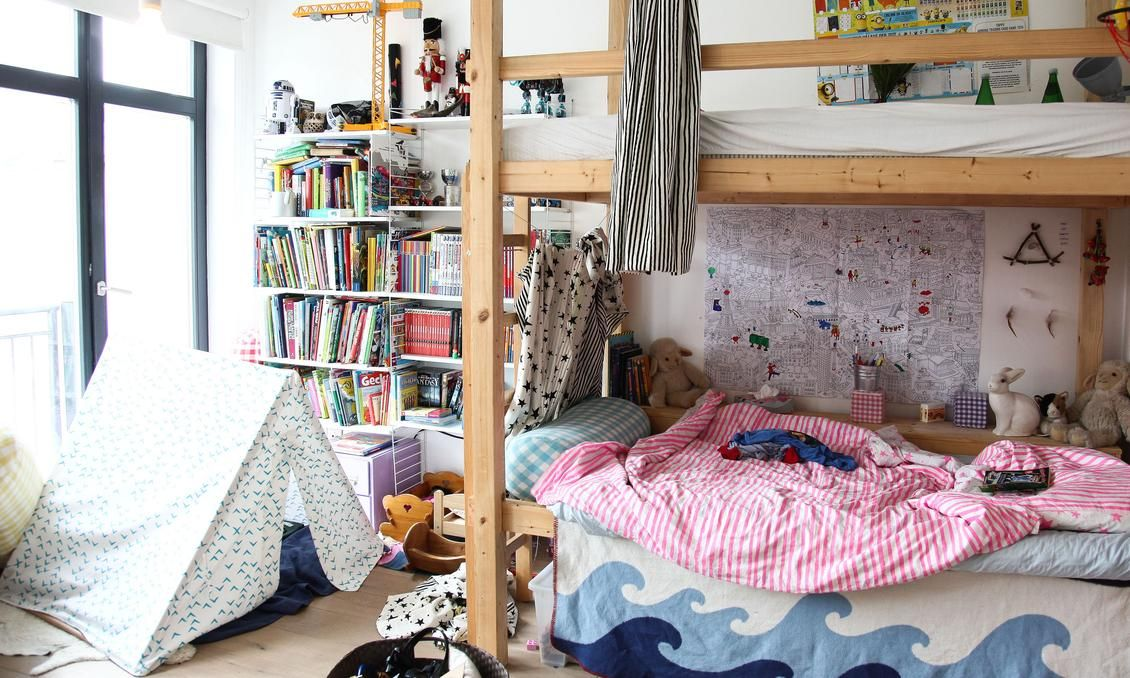 The Hut The Dream World Of Our Children Lit A Etage Idee