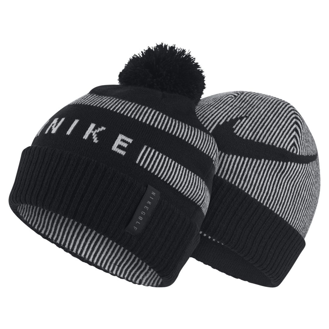 af17748fc5d Nike Cuff Winter Knit Hat (Black Gun Smoke)