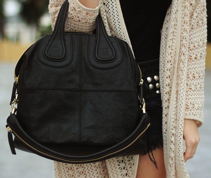 73532b6244 Givenchy Nightingale Black