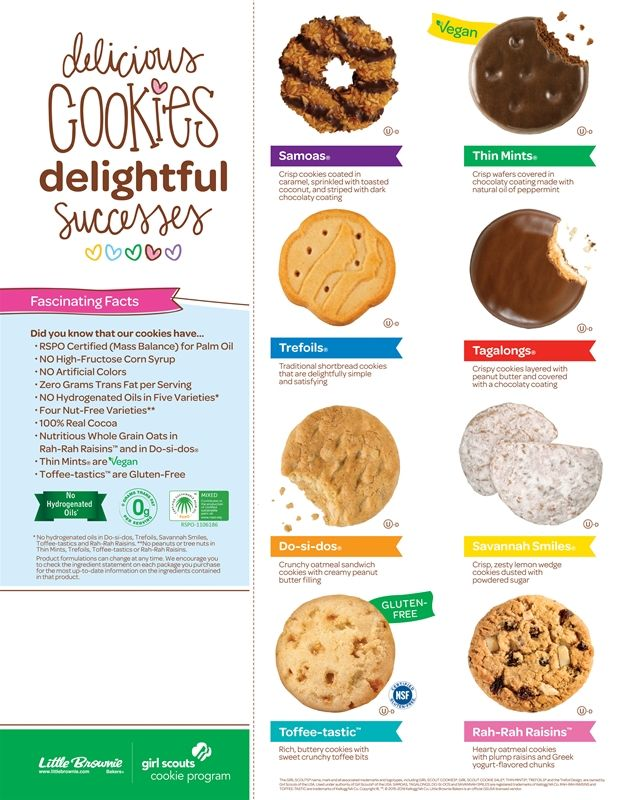 girl scout cookies 2016   google search girl scouts