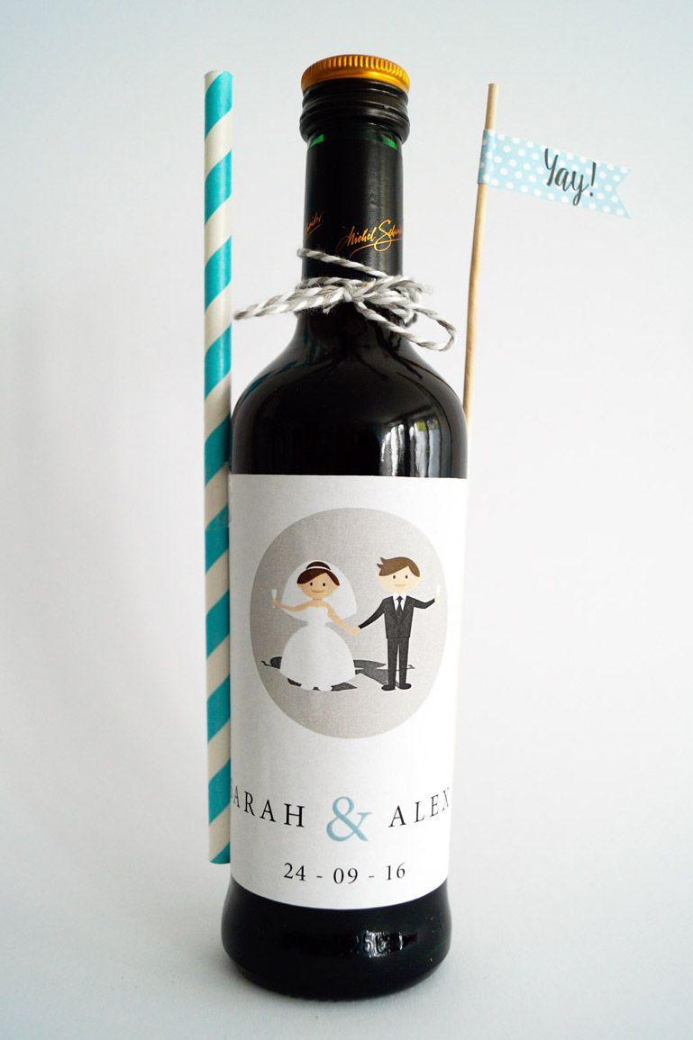 Tolle Diy Hochzeitsdeko Flaschenetiketten Mit Euren Namen Weinetiketten Weinflasche Geschenk Diy Hochzeitsdeko
