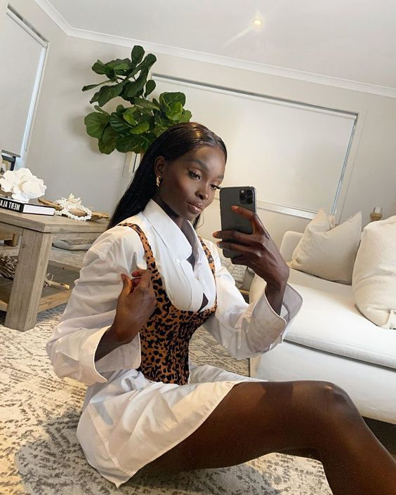 An absolute Queen!🤎