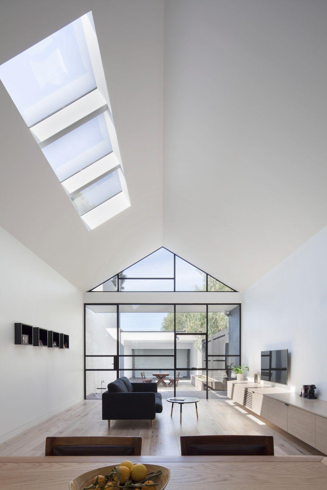 Modernes Minimalistisches Wohnzimmer Modern Minimalist Living Room