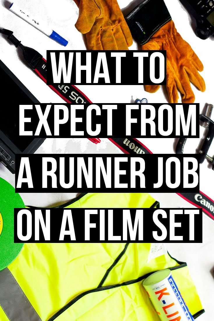 Article Job Description Of What A RunnerPa Does On A Film Set