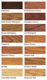 Polyurethane Gel Stain Colors {Novogratz Carpenter Uses Their Gel Stain For  Whitewash. Nice And Thick.}