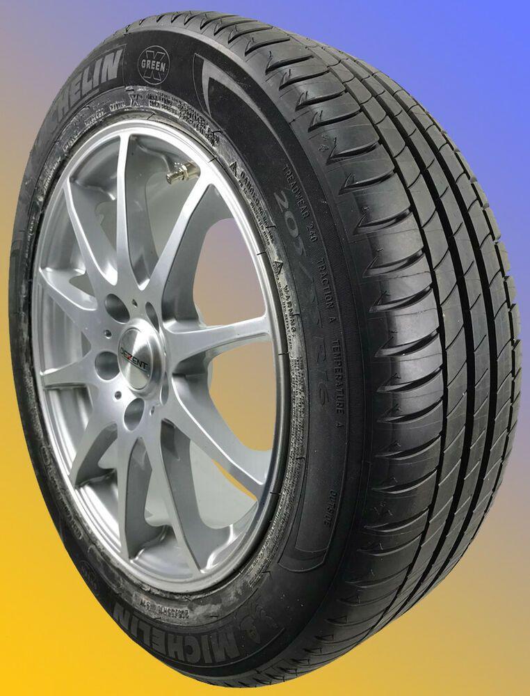 Ebay Sponsored 4 Alu Sommerrader Ford Mondeo V Turnier 235 50 R17 96w Michelin Rdks Volvo V40 Cross Country Autoreifen Volvo