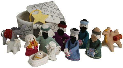 Nativity Scene | Tumar Crafts