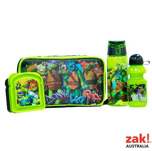 Zak Australia Tmnt Back To School Range For Target