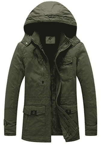 Pin on Best Parka Jackets for Men