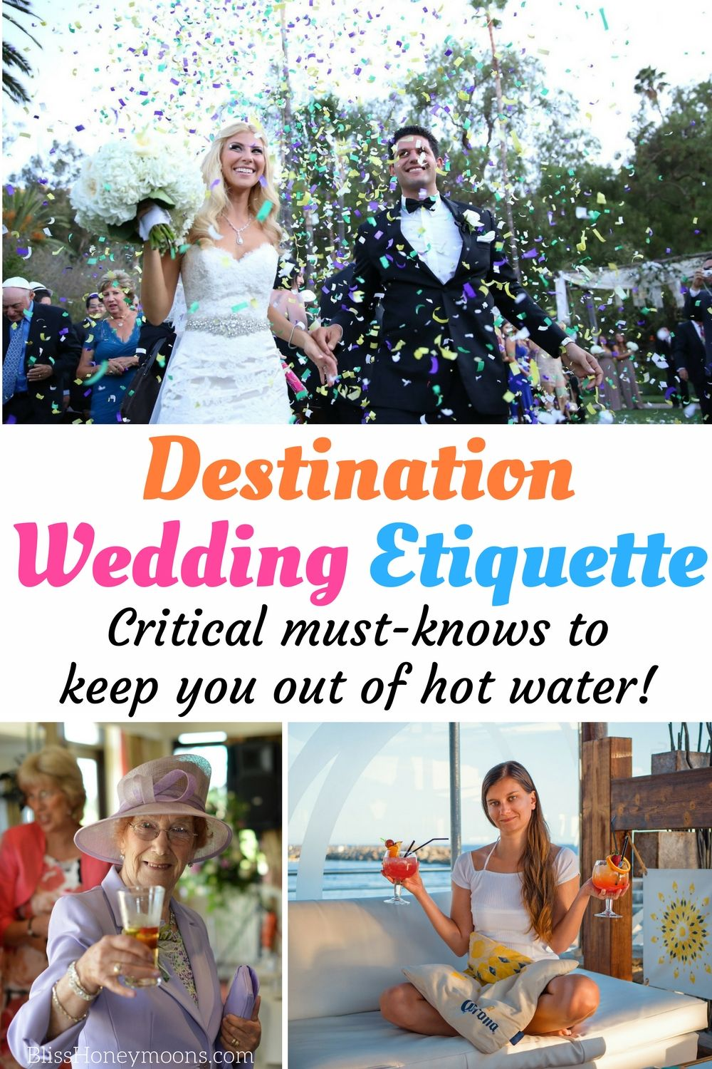 Brilliant So Grateful For These Tips They Are Simple But Indeed Kept Me Out Of Hot Destination Wedding Etiquette Wedding Etiquette Destination Wedding Guest