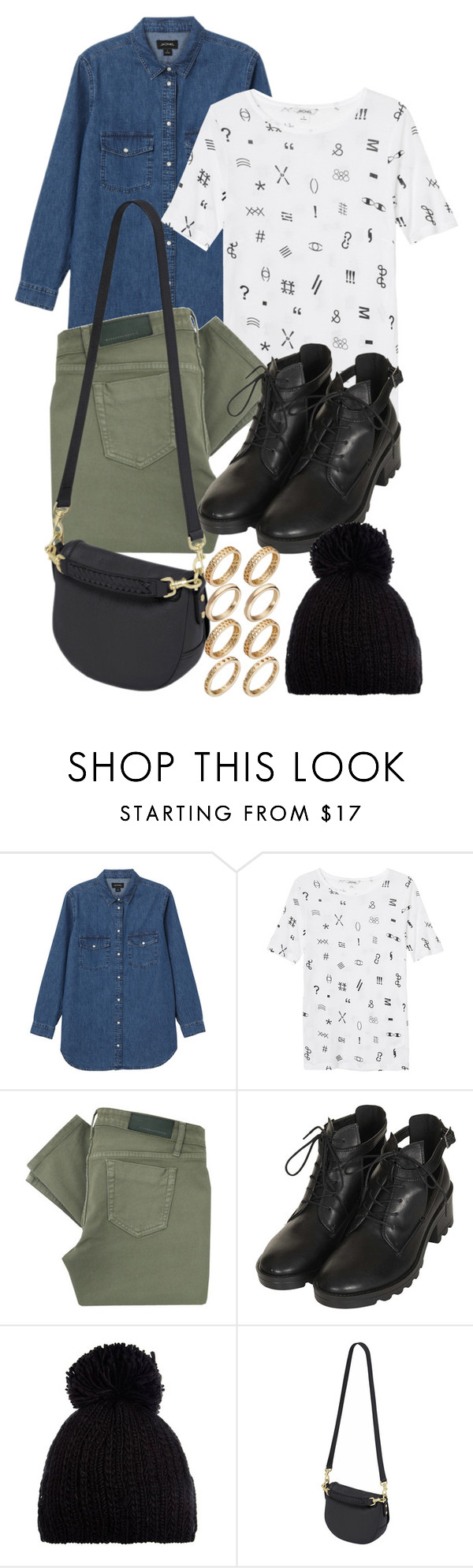 """""""Untitled #928"""" by im-emma ❤ liked on Polyvore featuring Monki, Victoria Beckham, Topshop, Barts, Mulberry and ASOS"""