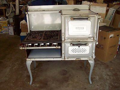 Roper Model 477 R 1920s Gas Stove Oven