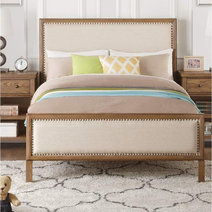 Darby Home Co Doyal Upholstered Panel Bed Panel Bed Upholstered