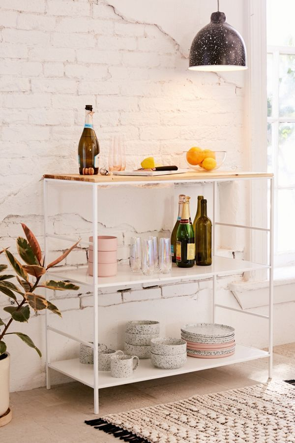 Urban Outfitters Ari Counter Table | Small apartment ...